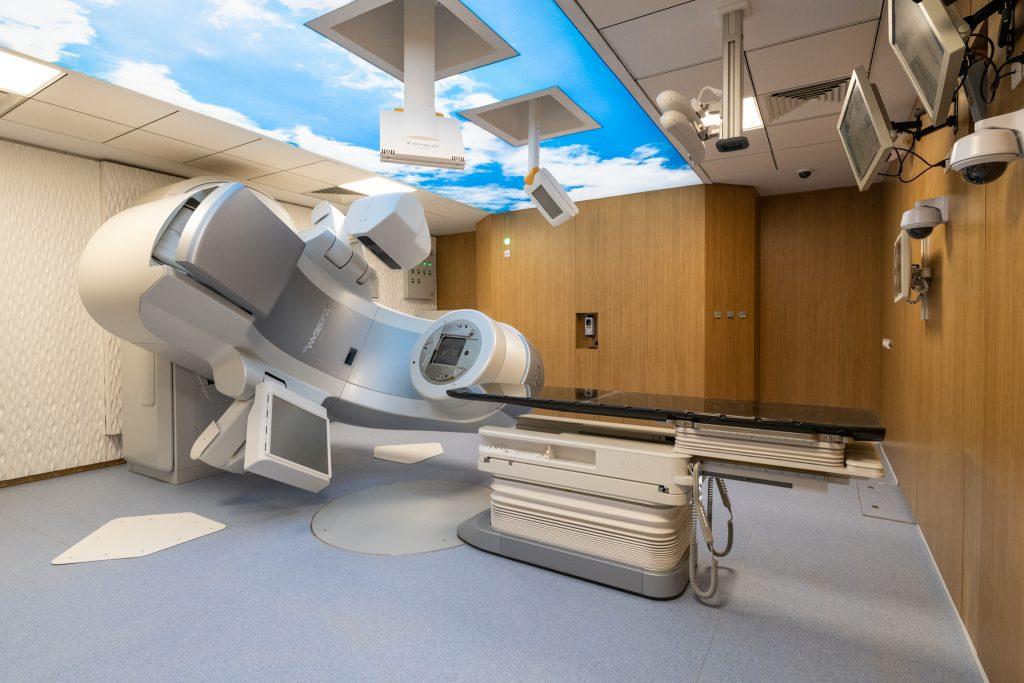 Plateau technique centre d'oncologie